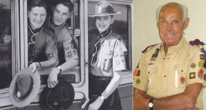 Boy Scout - Then and Now